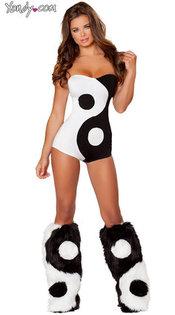 déguisement ying yang sexy