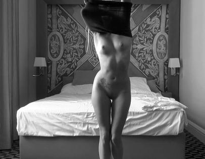 anne et eric femme nue