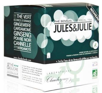 thé aphrodisiaque jules et julie