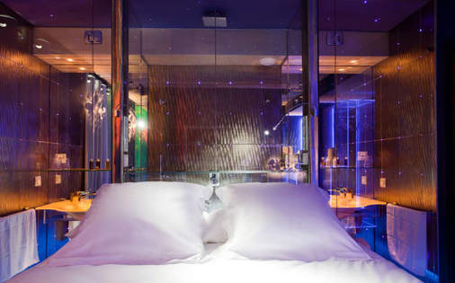 seven hotel chambre