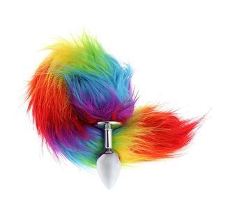 plug pony tail