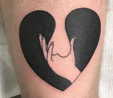 tatouage couilles