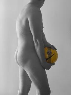 homme sexy footballeur