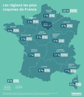 france region coquine